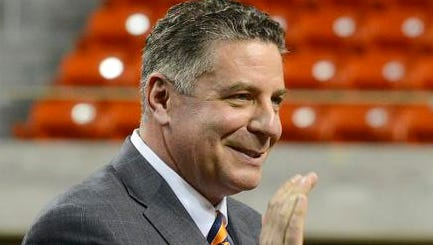Bruce Pearl says his NCAA show-cause penalty has cost Auburn recruits.