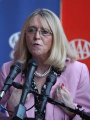 State representative Deborah Hudson in 2009.