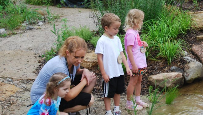Cincinnati Nature Center at Rowe Woods has tons of things to do with the kids.