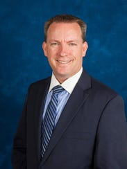 Shaun Holmes, assistant superintendent in Mesa Public
