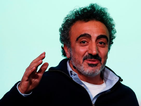 Hamdi Ulukaya said building and opening the first Chobani plant in Twin Falls required extensive community training.