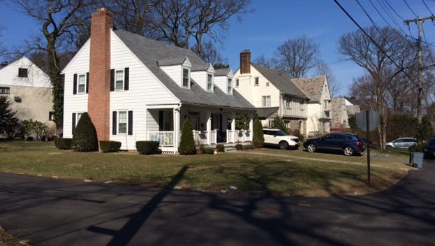 126 Douglas Place in Mount Vernon, rented by Mayor Richard Thomas, is owned by the grandparents of a city firefighter and has significant tax breaks for which the family should not qualify.