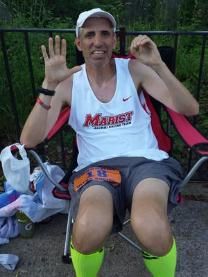 Running columnist Pete Colaizzo completed an ultramarathon in 16th place among the male finishers, running almost 52 miles to mark his upcoming 50th birthday.