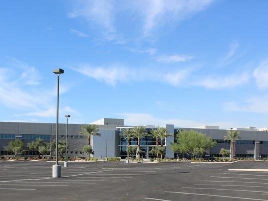 Alaska USA FCU Glendale Operations Center