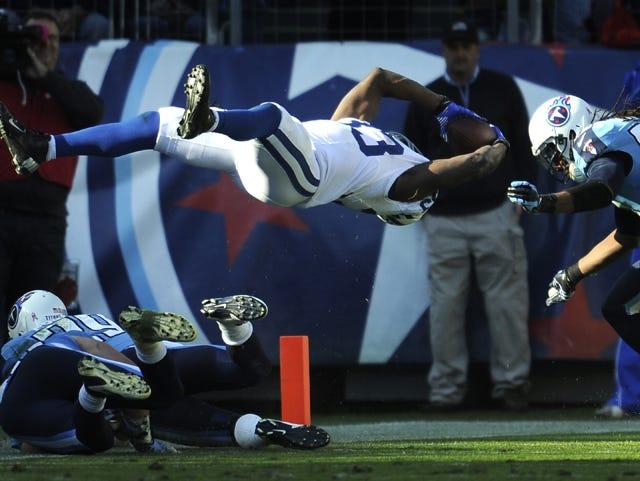 Colts RB Vick Ballard: 'Sometimes, it feels like people just ...