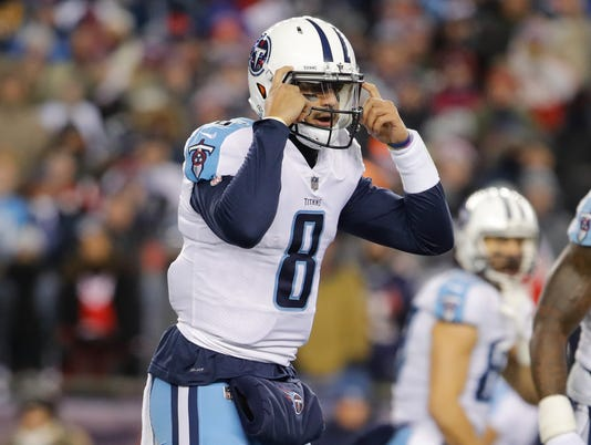 NFL: AFC Divisional Playoff-Tennessee Titans at New England Patriots