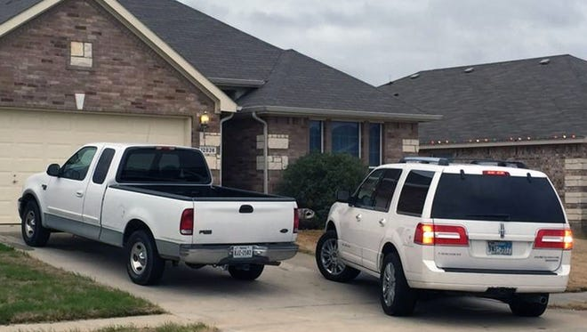 Homeowner Craig Rigtrup of Rhome, Texas, shot 31-year-old Spencer Crandall early Dec. 26, 2014, after Crandall insisted he wanted to go in Rigtrup's house, authorities said.