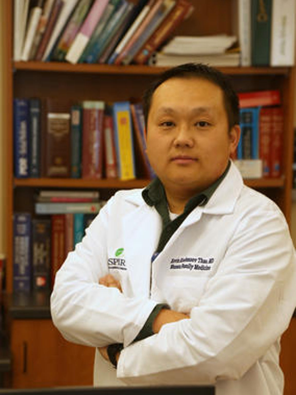 Dr. Kevin Koobmoov Thao is the primary author of a study that indicates Hmong-Americans are more likely to be diagnosed with diabetes.