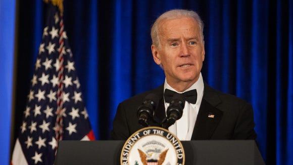 Vice President Joe Biden' Violence Against Women Act helped create cyberstalking laws.