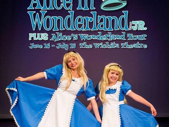 """Alice in Wonderland Jr."" runs on Fridays and Saturdays"