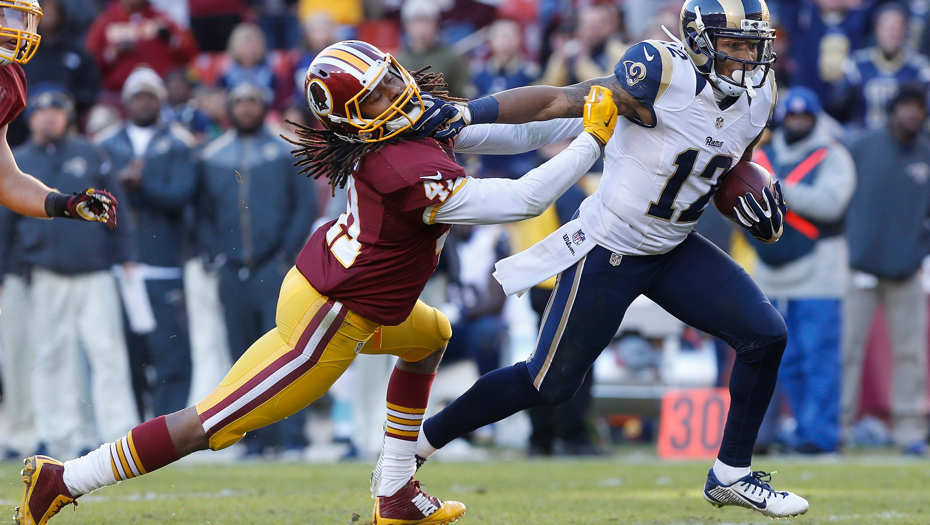 Rams Top Redskins 24 0 For 2nd Straight Shutout