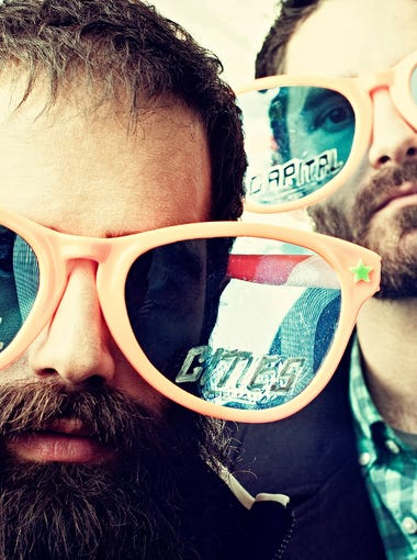 1/28: Capital Cities: These modern-rock-radio chart-toppers