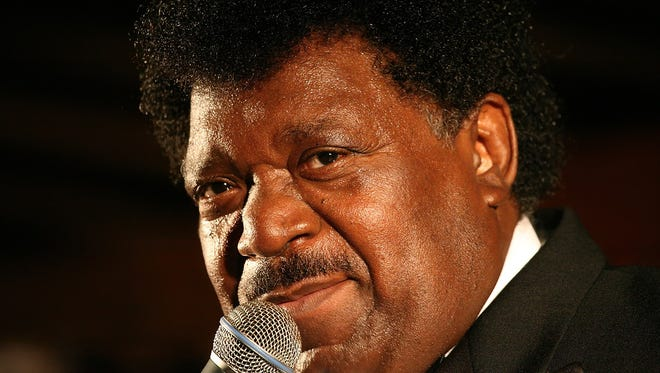 "Soul singer Percy Sledge made it big with his 1966 hit ""When A Man Loves A Woman,"" plus seven other hits."