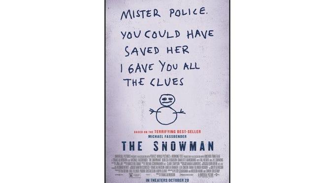Advance screening of The Snowman.