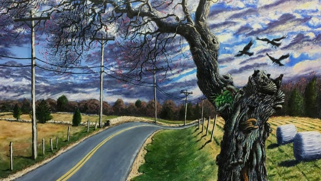 """The Road Home"" by JD Powel."