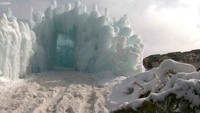 Dillon, Colorado has invested a lot of money in their Ice Castles attraction, but local businesses are already seeing it pay off.