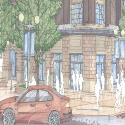 The city of Mauldin is seeking a real estate developer