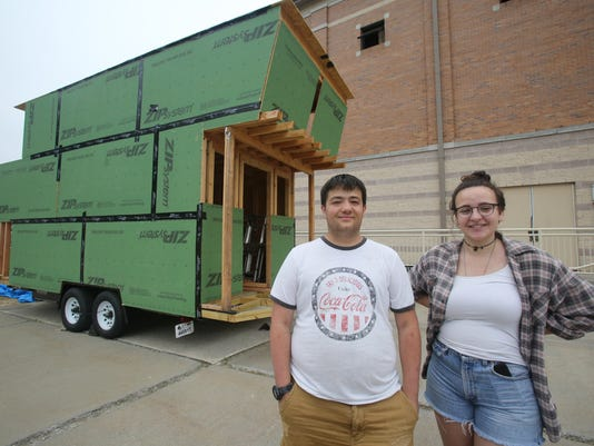 Irvington HS Tiny House