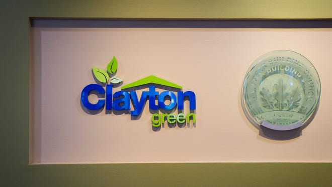 Clayton Homes in Maryville is a certified LEED building.