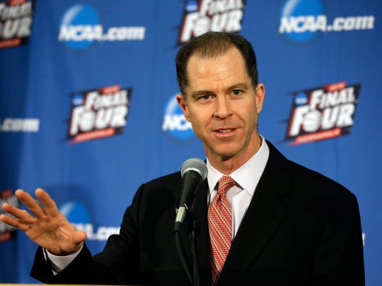 Dan Gavitt, NCAA vice president of men's basketball