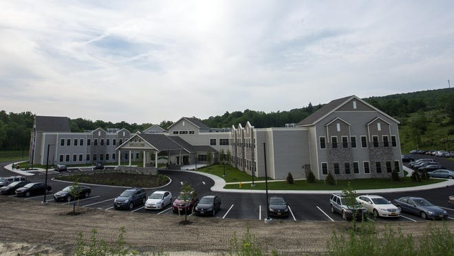 The new Vestal Park Rehabilitation & Nursing Center which is set to open after the original building was destroyed by flooding in 2011.
