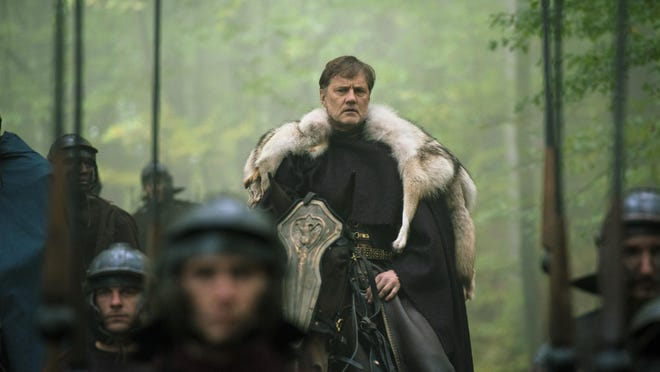 """David Morrissey plays a Roman general come to conquer the Celts in the Epix series """"Britannia."""""""