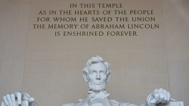 The nation will mark the 150th anniversary of Lincoln's assassination on April 15.
