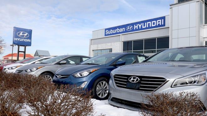 Suburban Hyundai of Lansing opened this month at 5827 S. Pennsylvania Ave. in Lansing.