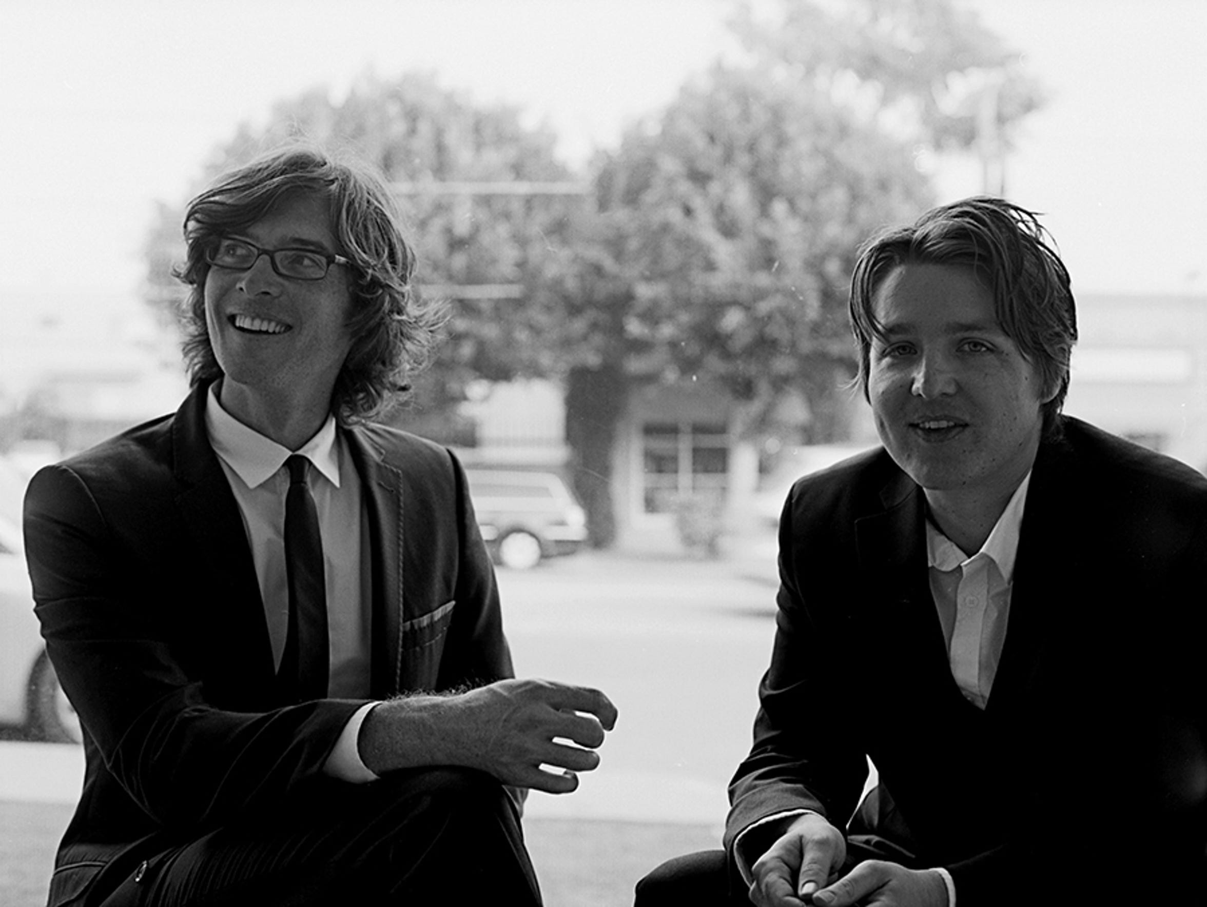 The Milk Carton Kids will be in Appleton for Mile 3.