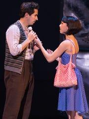 Matthew Scott and Allison Walsh.