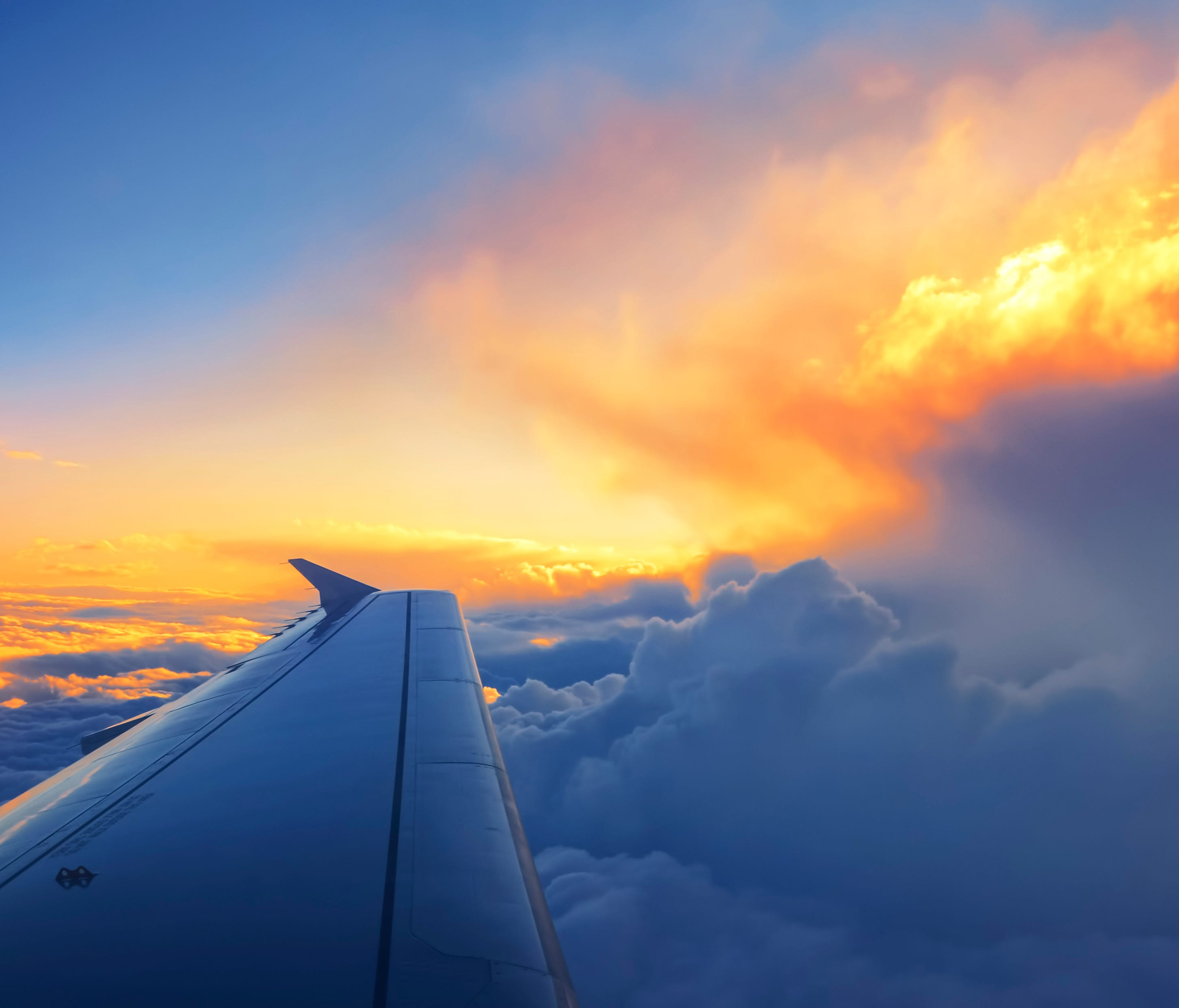 Airplanes are designed to withstand much more turbulence than most people ever experience.