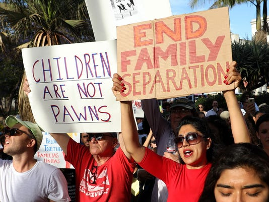 Separating families at the border has been a longtime US tradition