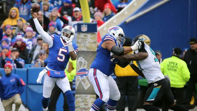 The Bills have set an NFL record by committing only six turnovers in their first 11 games this season.