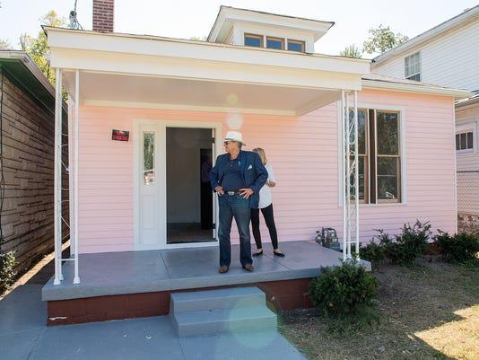 Ali boyhood home renovation - Bohannon+