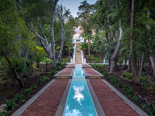 Montecito estate, used as Tony Montano's lavish killing