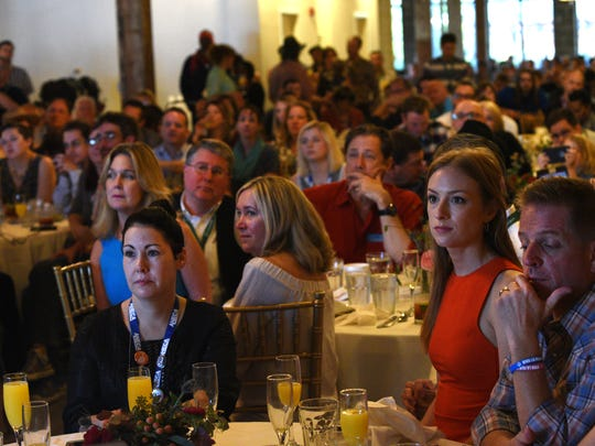 People at the Louisiana Film Prize 2016 Awards Brunch.