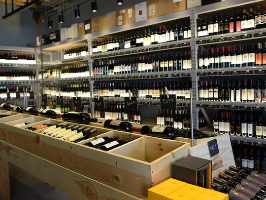 The Old Woodward Cellar features a selection of 1,000 wines, including the 50 top-selling wines in Birmingham.