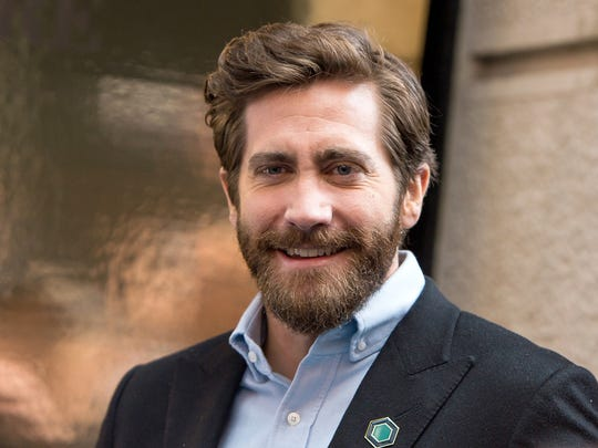 """Jake Gyllenhaal appears in """"Sunday in the Park With"""