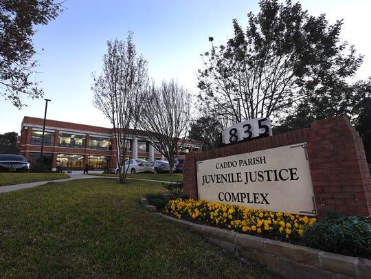 Caddo Parish Juvenile Justice Complex.