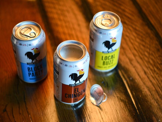 Dallas-based Four Corners Brewing became the latest