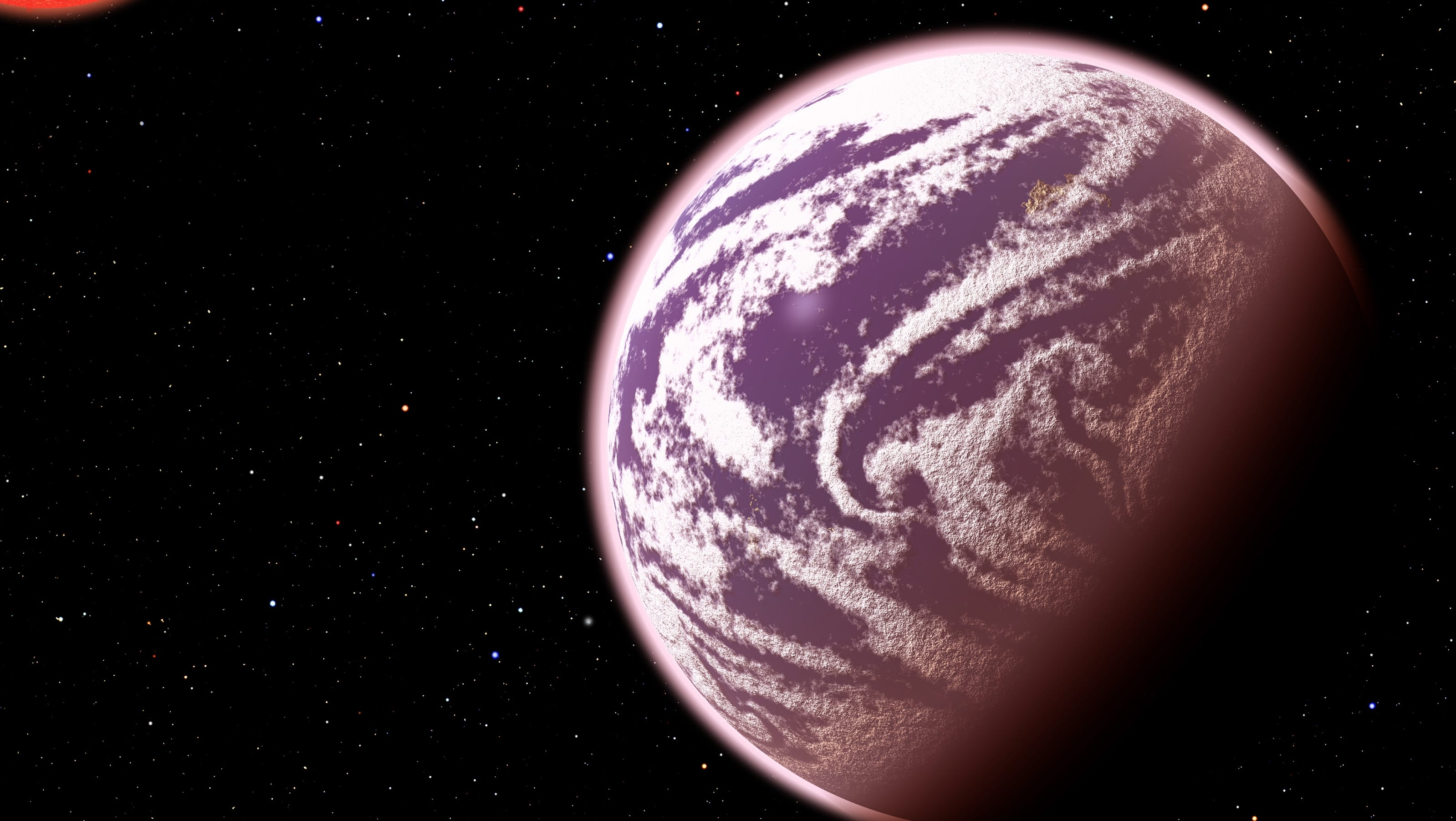 New planets not like those in our solar system