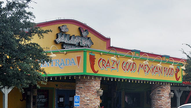 The Jalapeno Tree Mexican restaurant has closed.
