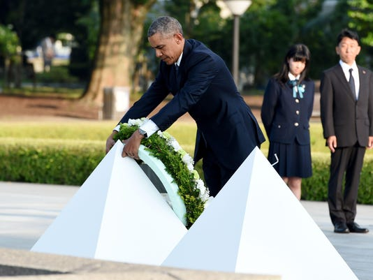 CORRECTION-JAPAN-US-DIPLOMACY-WWII-HIROSHIMA