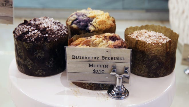 Fritz's at 115 Easton Ave, New Brunswick is photographed on Tuesday August 9, 2016Fritz's Cafe and Bakery located at 115 Easton Ave, New Brunswick is photographed on Tuesday August 9, 2016