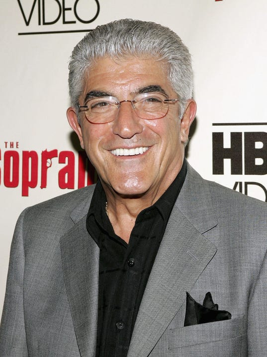 FILE: Actor Frank Vincent Dies at 78