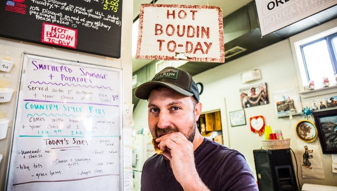 Matt Moore shifted careers from music to food, specifically Southern barbecue.