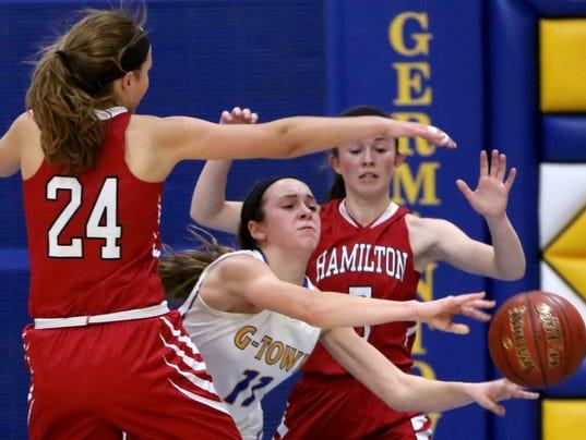 Sussex Hamilton Girls Basketball