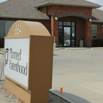 Planned Parenthood in Lafayette, Ind.