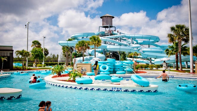 Sun-N-Fun Lagoon hosts a back-to-school party this weekend.