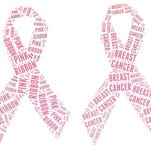 October is Breast Cancer Awareness month, raising money for a disease that affects about one in 12 women.